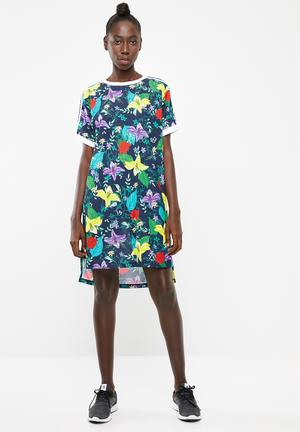 cf4a42105e5d Graphic T-shirt dress - multi