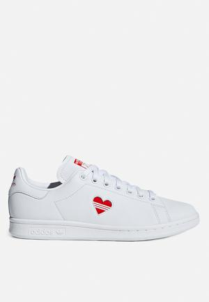 By adidas Originals R1599 · Stan Smith - white active red eb59b845e