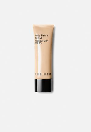 Nude finish tinted moisturizer spf15 - medium to dark tint