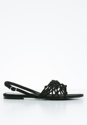 74a58a7841ef Paige slingback mule - black. ON OFFER