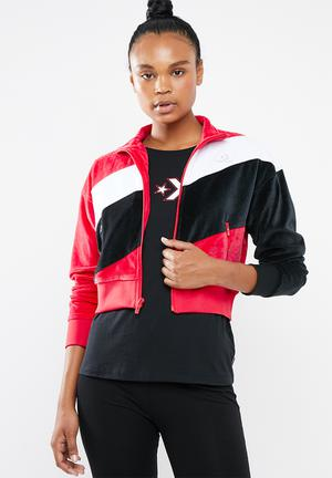 dd0d6128341a Converse colour blocked track jacket - multi