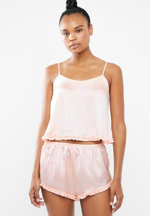 272e16d7ab34a Missguided Pink Lingerie   Sleepwear for Women