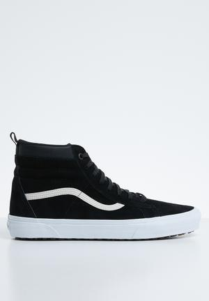 2474e9505dd9 UA SK8-Hi mte - black night true white