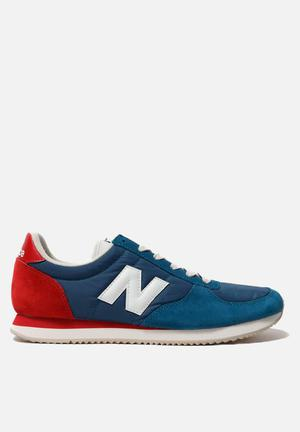 new style 15acd 058d4 Classic Running - blue red