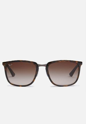 13bf7d35ffd Ray-Ban havanna sunglasses - brown