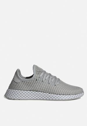 sports shoes 31d3a b3471 Deerupt Runner - greywhitehi-res yellow
