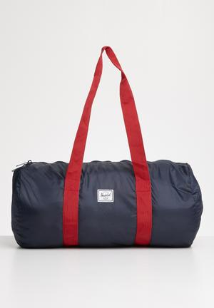 promo code 78258 bbd98 PA duffle - navy   red