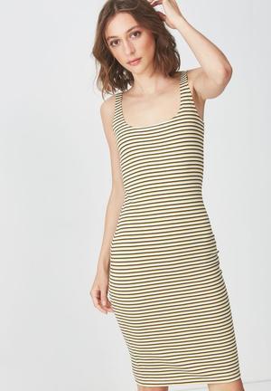 81d2527e79e2 Cotton On Yellow Dresses for Women