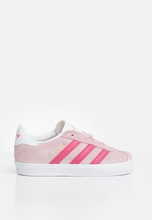 60e4ec3e35e0 By adidas Originals R799. Add to wishlist. Gazelle - pink   magenta   white