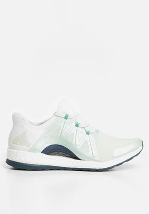 38bab5d16ab801 PureBOOST Xpose - crystal white green