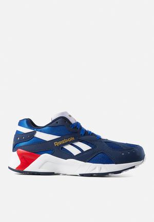 By Reebok Classic R1399 · Aztrek - navy royal white red 5b4f4cd40