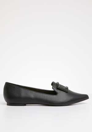 b3543000db08 By Superbalist R499 · Buckle detail loafer - black
