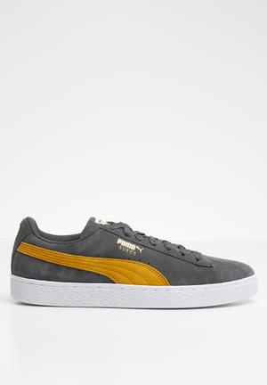Suede Classic - iron sneakers white a97ca0815
