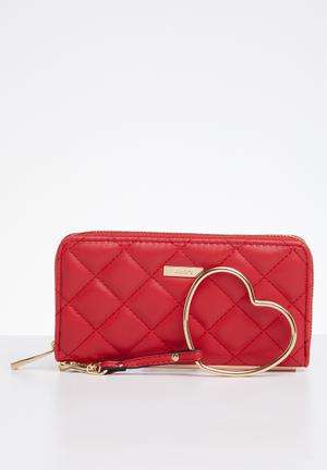 ac6682f7dba Carimate wallet - red. ON SALE