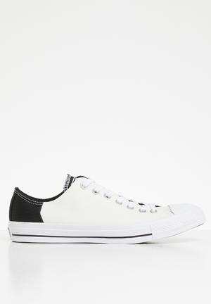 7e2c34972804 Chuck Taylor all star - ox - egret black white