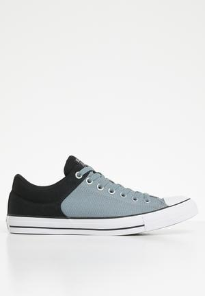 Chuck Taylor all star high street - ox - black cool grey white 0ff5cf803