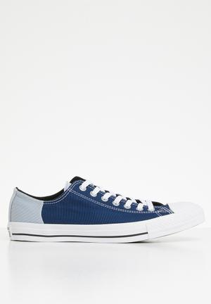 0678442a4f74 Chuck Taylor all star - ox - navy wolf grey white