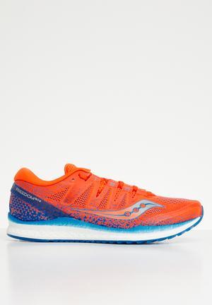 Freedom iso 2 mens - blue & orange