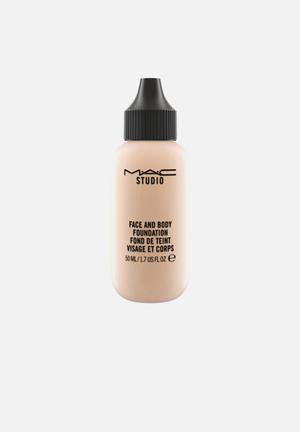 Studio face and body foundation 50ml - n2