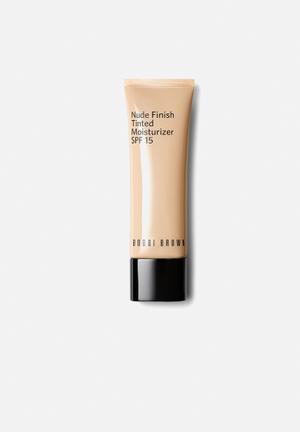 Nude finish tinted moisturizer spf15 - medium tint