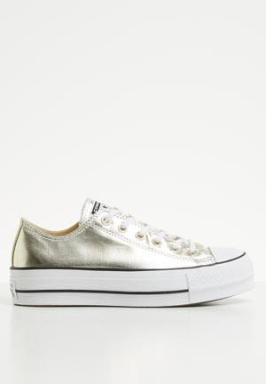 3db0c3254376 Chuck Taylor All Star Lift - gold black white