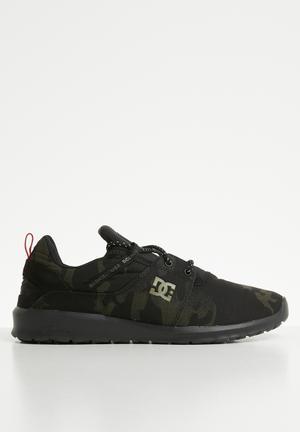 4c5c74ff1a11 Heathrow tx se sneakers - khaki green