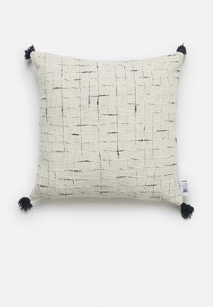 Meza cushion cover - cream