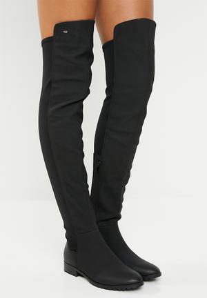 Over the knee boot - black f3f488ec170e