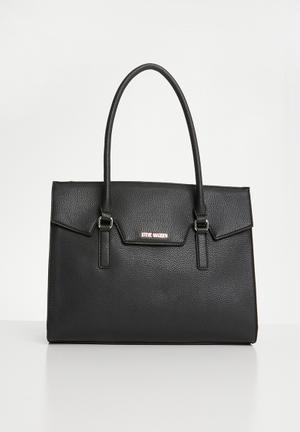9144d182a53 By Steve Madden R1299. Add to wishlist. Bmalias satchel bag - black