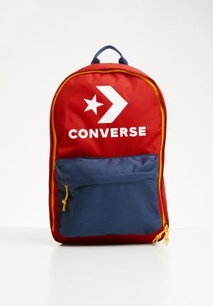 1c72d013fe1431 Edc22 backpack- red
