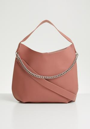 Asher tote bag - dusty pink d0bfdf8653bc2