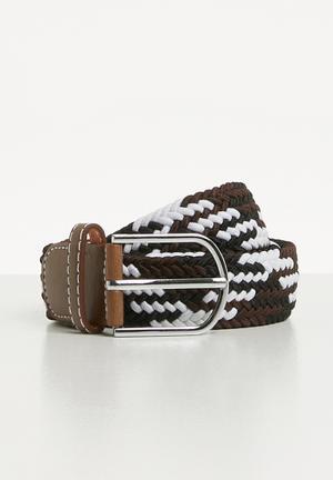 44c7d3d8084957 Webbing belt - multi