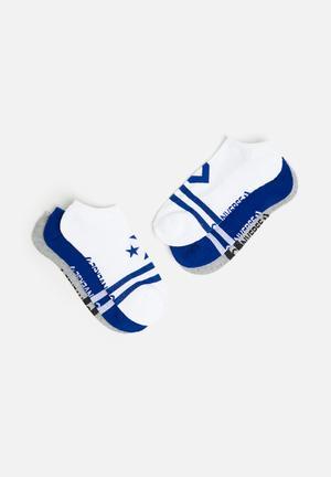 6e01e4f23ef By Converse R299. Vintage star chevron stripe socks - multi