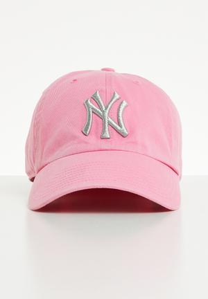 02fee5185f7 47 NY yankees - pink