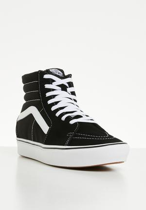 26cbe592cf By Vans R1299. Add to wishlist. Ua ComfyCush sk8-hi - (classic) black true  white