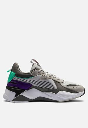 new concept 3c9e4 85871 RS-X tracks - grey violet  charcoal grey