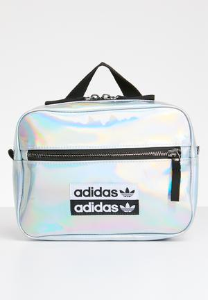 10e0655582 Kylie jenner x falcon x coeeze mini airliner backpack - silver