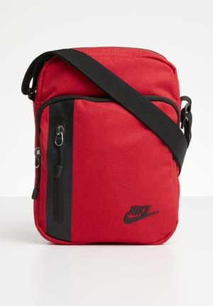 a9d1600d9a Nike tech - red   black