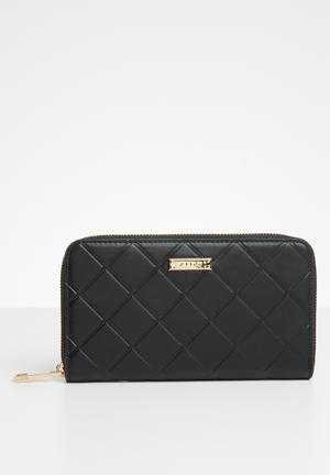 b5abdc246e5 Friracie purse - black