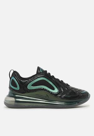 064b208f0dd Nike Air Max 720 - black black - metallic silver