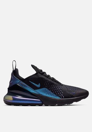 5aad744514846 Air max 270 - black   laser fuschia   purple