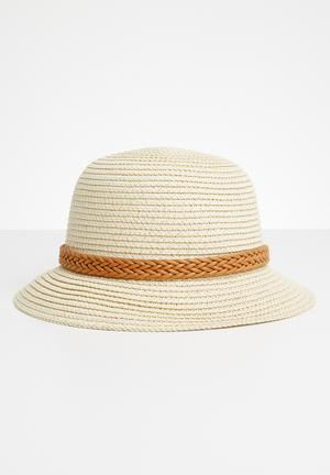 037520307af Straw hat - cream