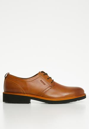 76db7ecbed Cavan lace-up - tan
