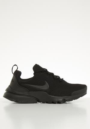 866170e78d4a Nike presto fly sneaker - black