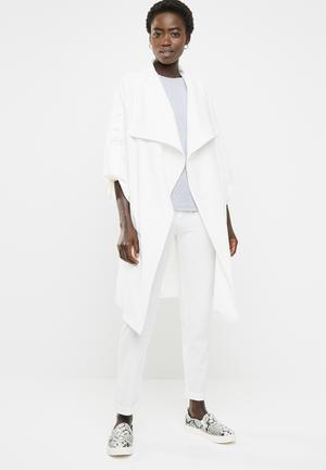 4e948f96e73 Waterfall jacket - ivory