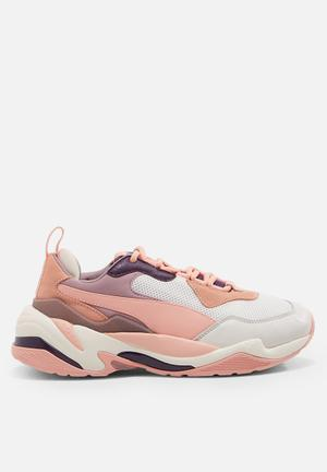 By PUMA R1299. Thunder fashion 1- marshmallow - peach bud 8ecfdacde