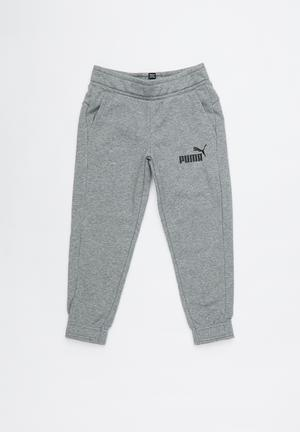 ee0b0ef21 ESS logo sweat pants - grey