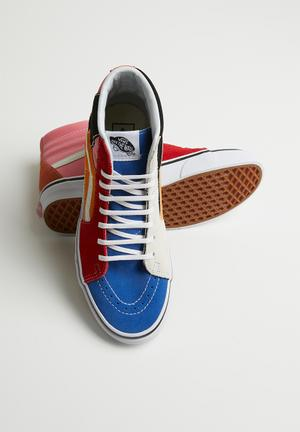 d3c8baaa973 Price High to Low  Discount. Sk8-hi - (patchwork) multi true white