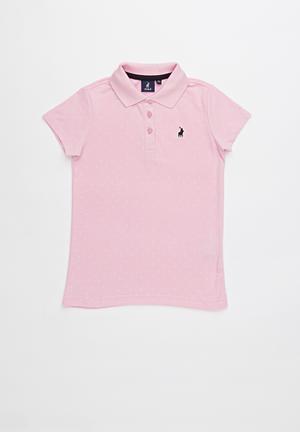 26552b7fd7 Zoe printed golfer - pink