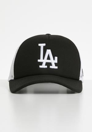 e7c99871be7 ... york yankees cap - grey. By New Era R291 R449 -35%. Add to wishlist.  Trucker clean los angeles dodgers - black and white